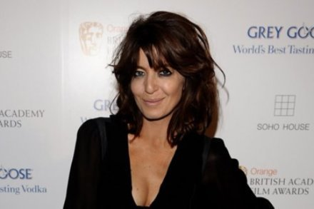 Strictly sleepy Claudia Winkleman