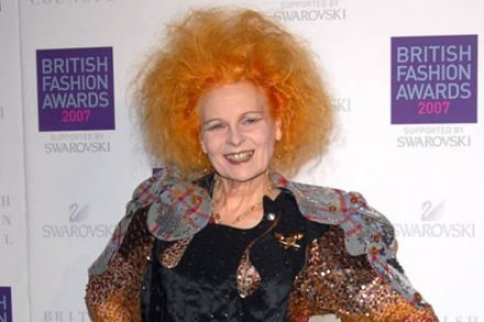 Vivienne Westwood to redesign BRIT Award