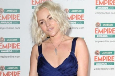 Jaime Winstone friends with ex