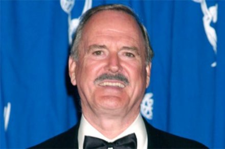 John Cleese finds laughter and happiness with girlfriend