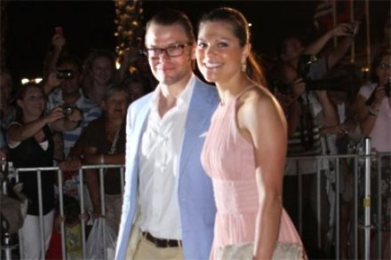 Sweden's Crown Princess Victoria and her husband Daniel are pregnant