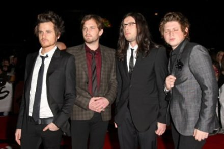 Kings Of Leon worried about 'The End'