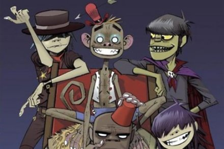 Gorillaz in tune with the US