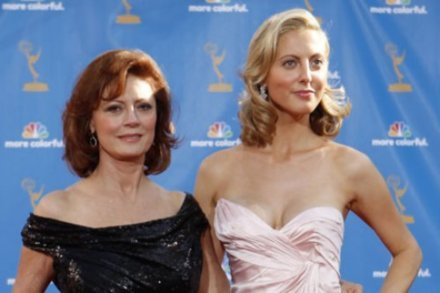 Susan Sarandon and daughter Eva Amurri