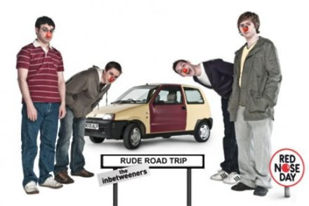 Inbetweeners complete Rude Road Trip