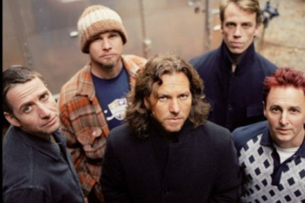 Pearl Jam celebrate their 20th anniversary in style