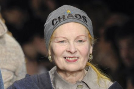 Vivienne Westwood brings the Olympics to Milan