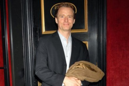 Actor Linus Roache will appear in the Titanic mini-series