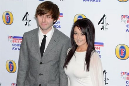 James Buckley and Claire Meek have a baby boy
