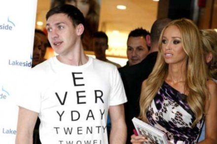 Kirk Norcross and ex Lauren Pope recently got matching nose jobs