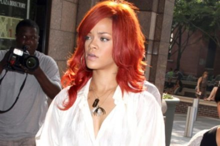 Rihanna starts work on new album