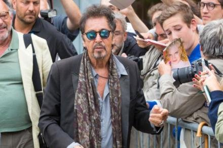 Al Pacino on Loaded magazine