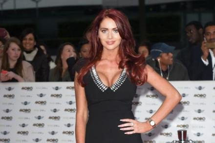 Reality TV star Amy Childs has hit out at people who live off benefits.