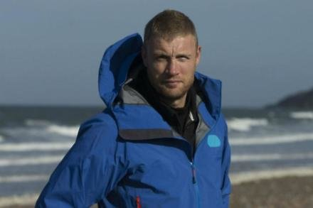 Andrew Flintoff on 'Special Forces: Ultimate Hell Week'