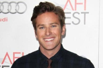 Armie Hammer linked with Justice League