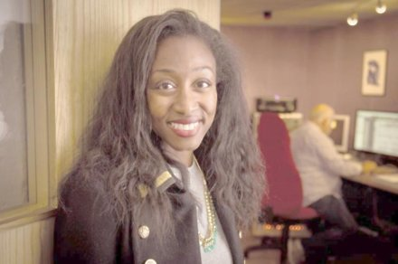 Beverley Knight at Strongrooms