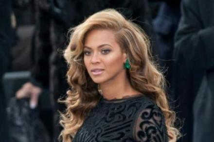 Beyonce at Barack Obama's inauguration