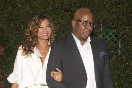 Bobby Brown with Alicia Etheredge