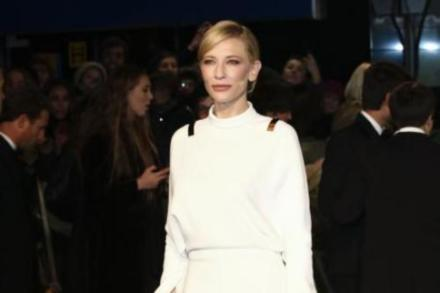 Cate Blanchett at 'The Hobbit' premiere