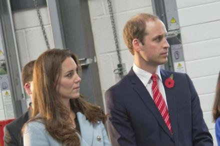 Duchess and Duke of Cambridge