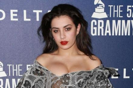 Charli XCX wrote a song about pleasuring herself to make