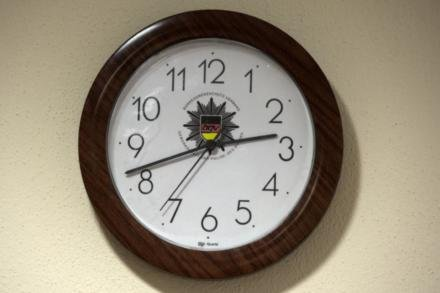 We will lose an hour to our day when the clocks go forward March 27th