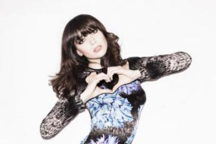Daisy Lowe's Clothes Show Live campaign