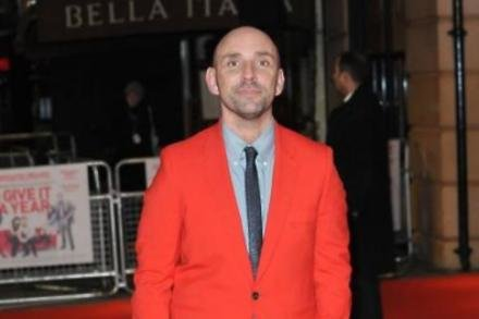 Dan Mazer at the I Give It A Year London premiere