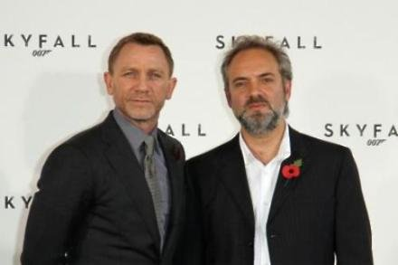 Daniel Craig and Sam Mendes