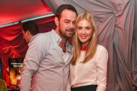 Danny Dyer and Donna Air at Skylanders Trap Team launch