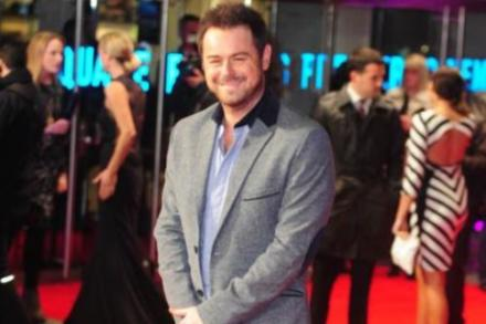 Danny Dyer at Run For Your Wife premiere
