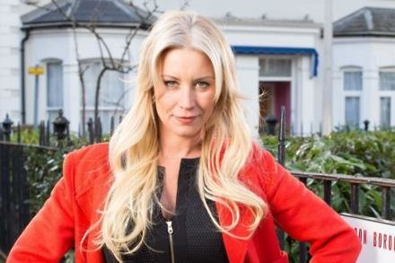 Denise van Outen as Karin Smart