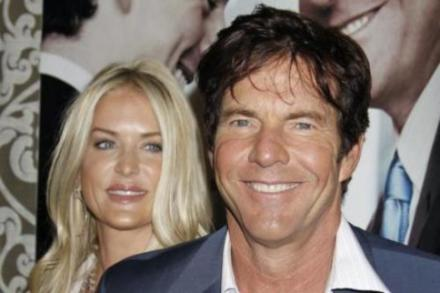 Kimberly Buffington-Quaid and Dennis Quaid