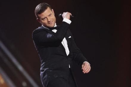 Dermot O'Leary hopes to establish a new career in Hollywood.