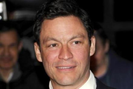 Dominic West at the John Carter premiere in London