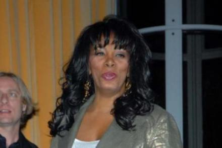Donna Summer's funeral took place in Nashville