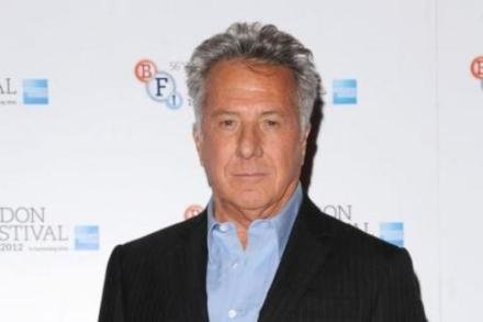 Dustin Hoffman at the London Film Festival