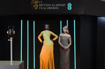EE BAFTA host Laura Whitmore to introduce AI stylist Shudu