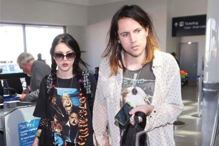 Frances Bean Cobain doesn't like Nirvana.