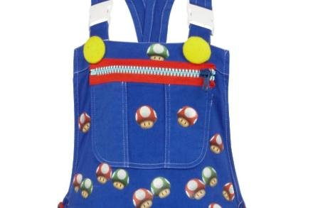 Henry Holland's Mario dungarees