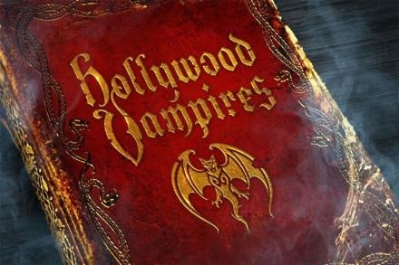 Hollywood Vampires' album cover