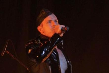 Scissor Sisters singer Jake Shears