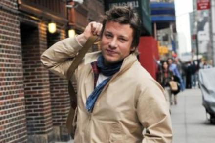 Jamie Oliver's Cookbooks Voted Most User Friendly