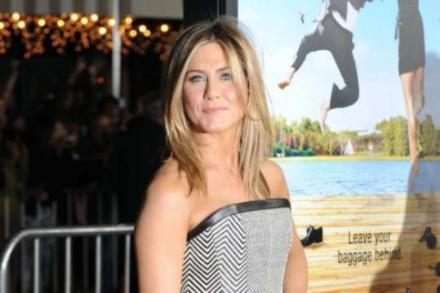 Jennifer Aniston is in amazing shape
