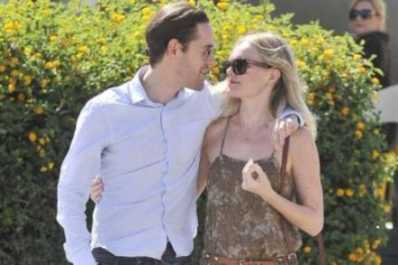 Kate Bosworth is engaged to Michael Polish