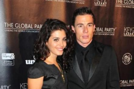 Katie Melua and James Toseland