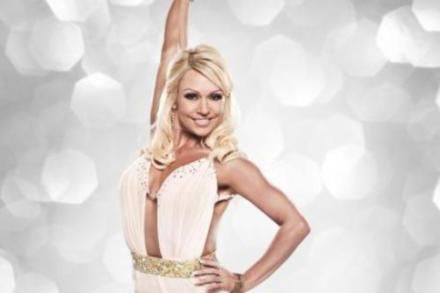 Kristina Rihanoff on 'Strictly'