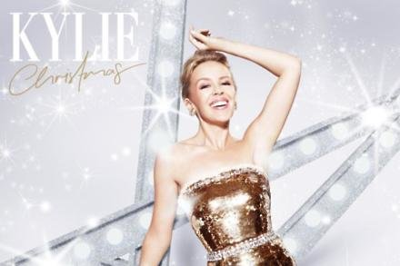 Kylie Minogue's Kylie Christmas cover