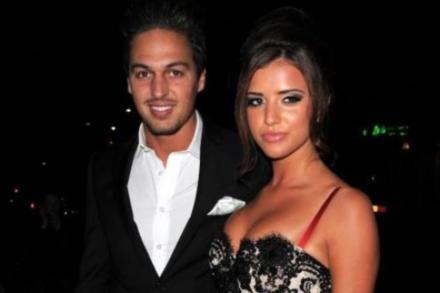 Mario Falcone and Lucy Mecklenburg