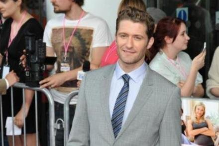 Matthew Morrison says Cheryl Cole was great in film